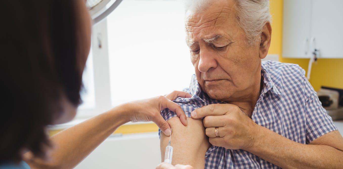 Κορωνοϊός - Ο Εμβολιασμός των Ηλικιωμένων Δίνει Περισσότερα Μελλοντικά Χρόνια Ζωής.