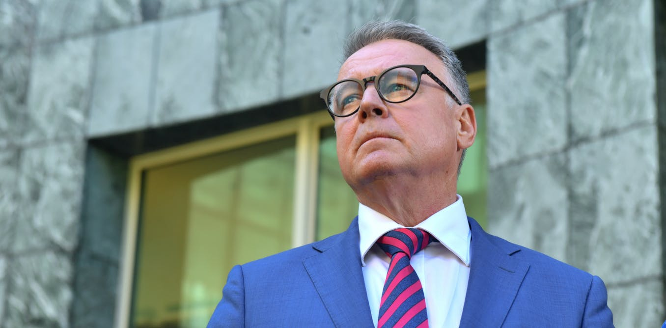 Grattan on Friday: Labor's Joel Fitzgibbon waves the lightsaber – The Conversation AU