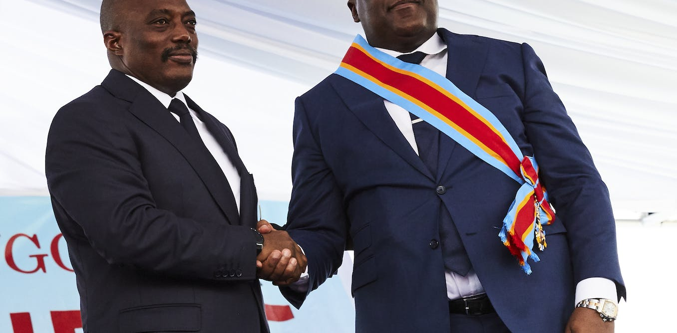 Growing turbulence in DRC's ruling coalition points to an early divorce