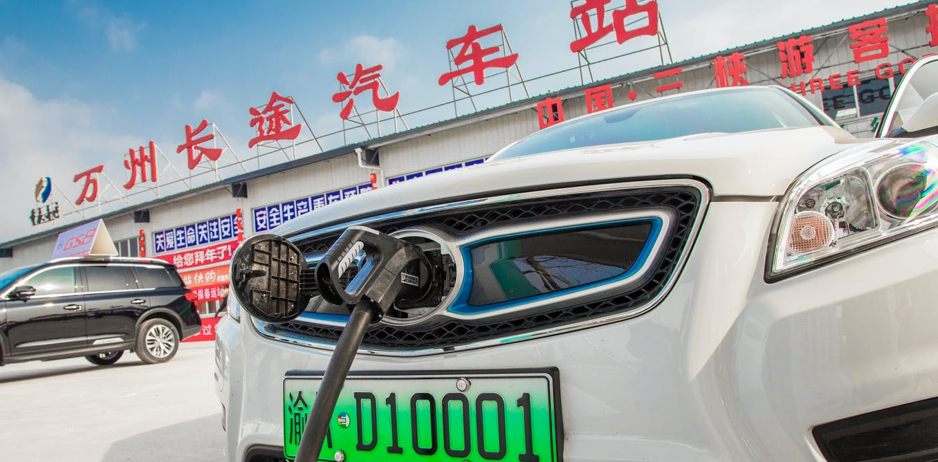 Nio What China S Star Electric Car Maker Can Learn From Tesla