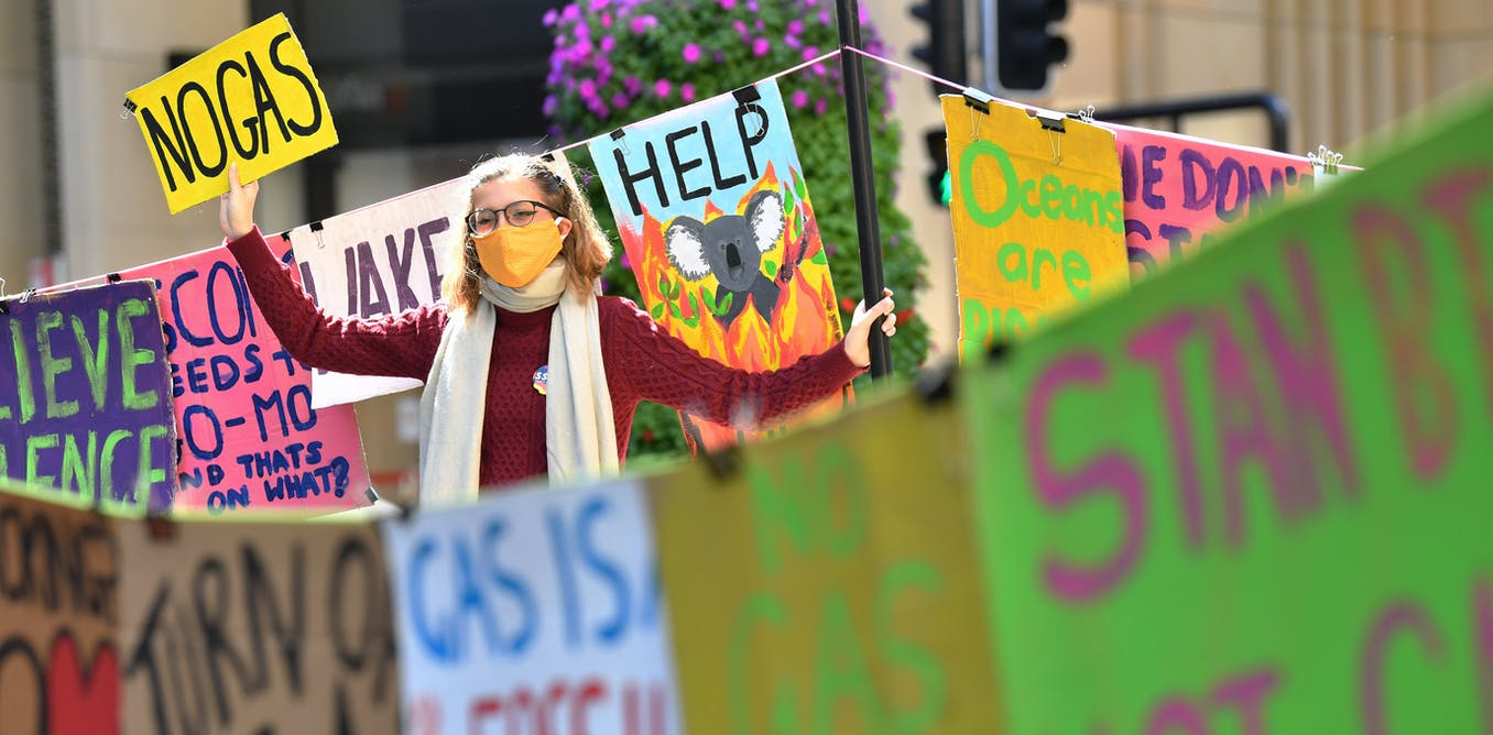 Australia is lagging on climate action and inequality, but the pandemic offers a chance to do better