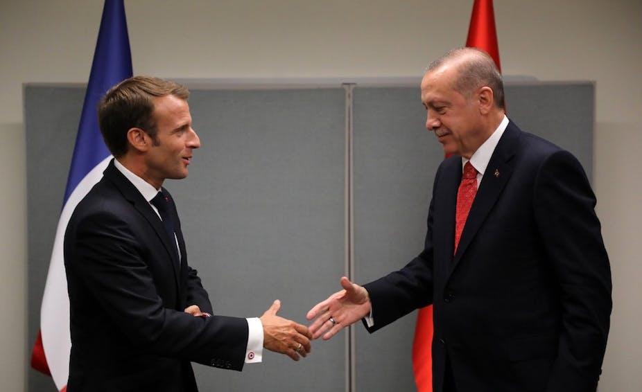 Rencontre homme turc france