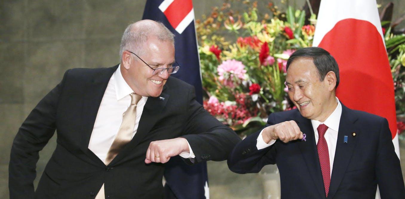 Morrisons Japan trip yields defence pact, but travel bubble less certain