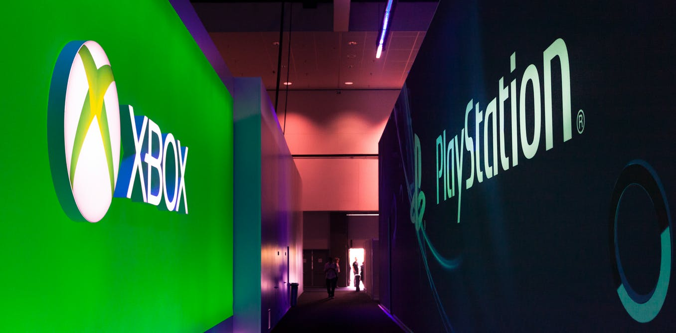 The war between Xbox and Playstation is no longer about consoles. Its about winning your loyalty