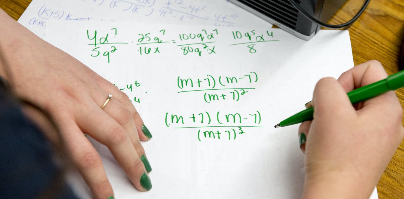 Why are so many 12th graders not proficient in reading and math?