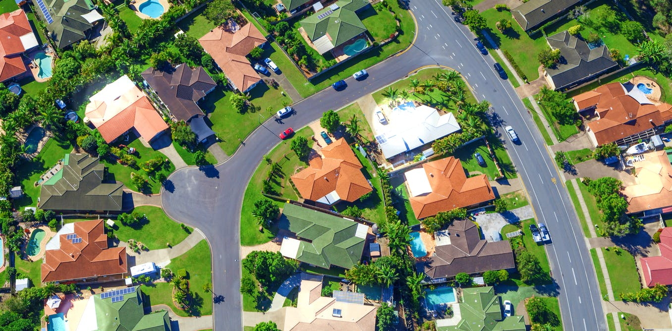 What matters is the home: review finds most retirees well off, some very badly off