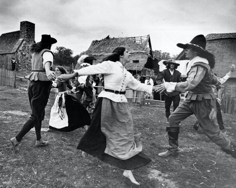 In the 1620s, Plymouth Plantation had its own #MeToo moment