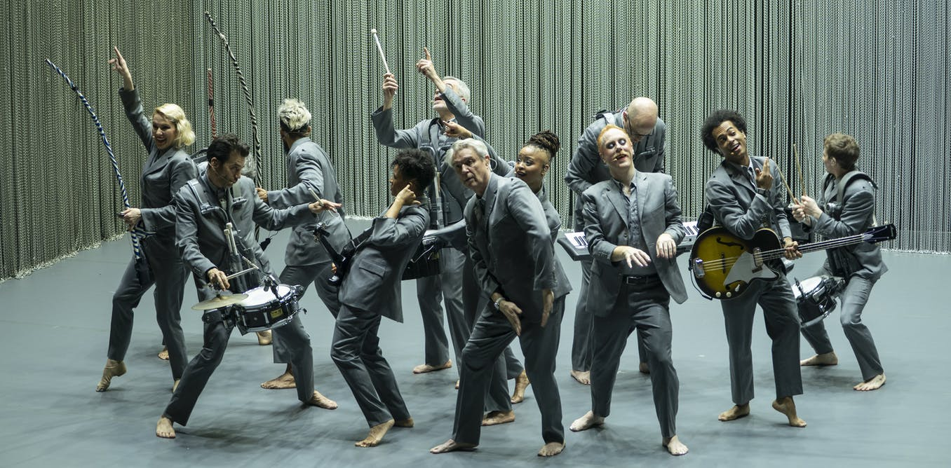 Review: David Byrne's American Utopia is a film honouring the love of the live performance