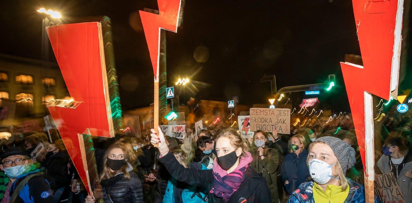 Polish anti-abortion push highlights pandemic risks to democracy