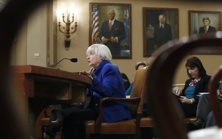 Janet Yellen, the very model of a modern Madam Secretary