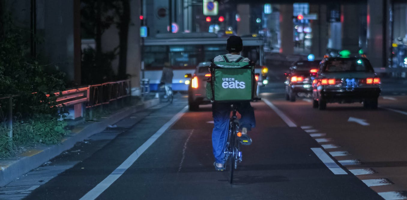 Delivery rider deaths highlight need to make streets safer for everyone