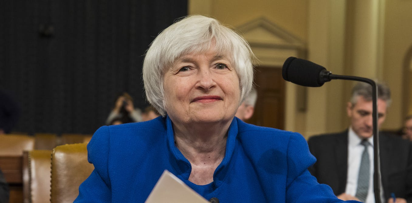 Vital Signs: Janet Yellen, the very model of a modern Madam Secretary