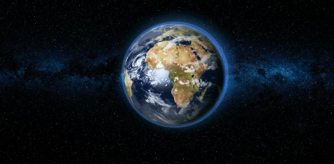 Curious Kids: If the Earth is spinning all the time, why don't things move around?