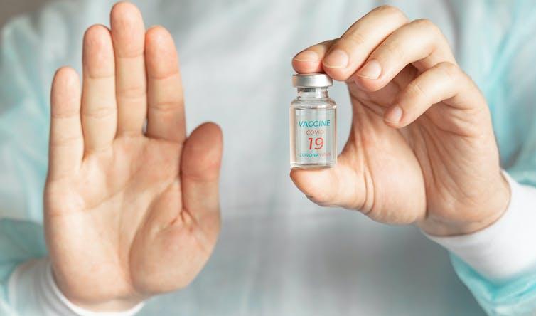 ¿Debe ser obligatoria la vacuna contra la covid-19?