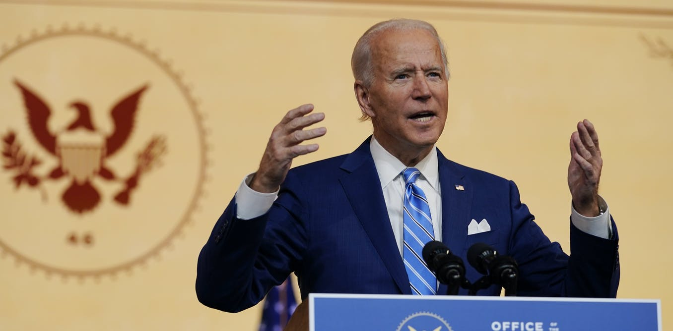 Bidens cabinet picks are globally respected, but one obstacle remains for the US to lead the world again