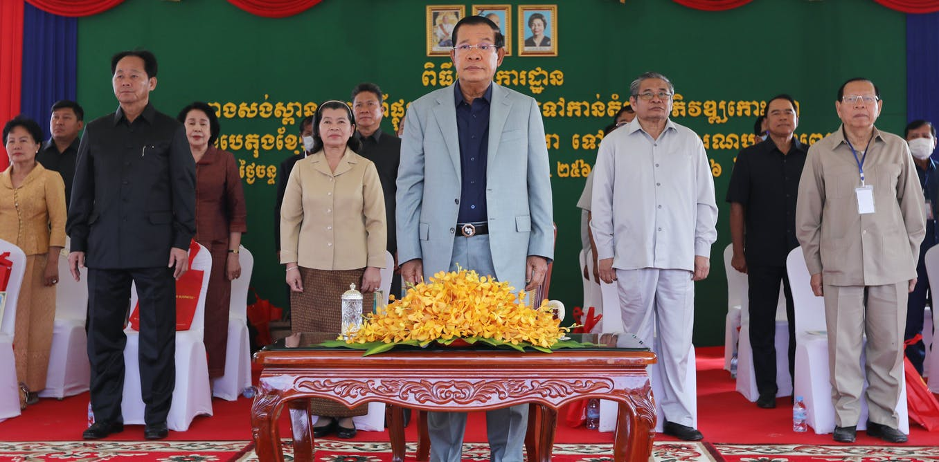 Cambodia: treason trials the latest in the country's slide to autocracy