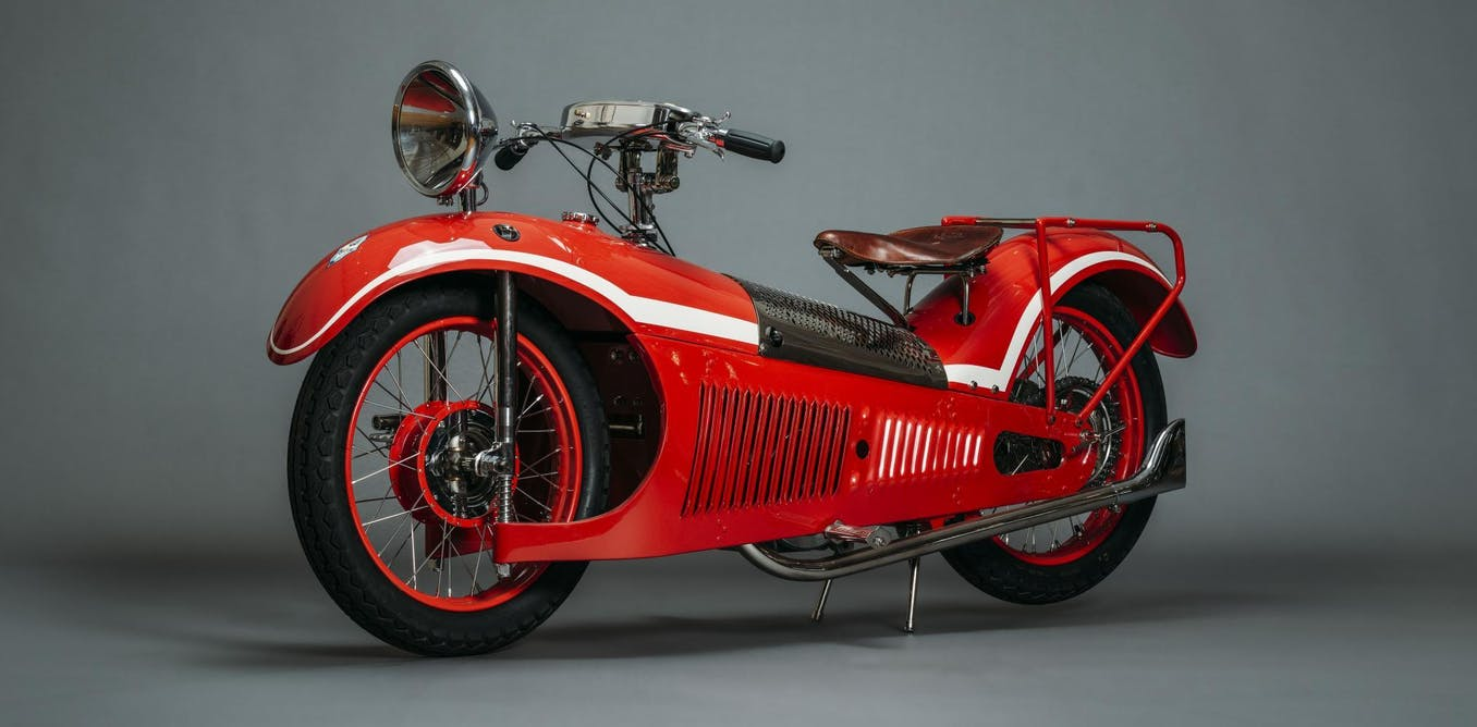 Born to be wild — revelling in the design and desire of the motorcycle