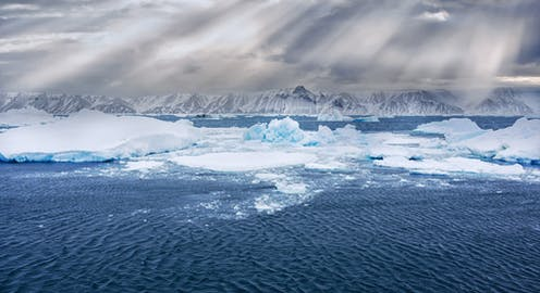 Southern Ocean panorama
