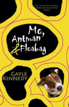 Me, Antman & Fleabag book cover