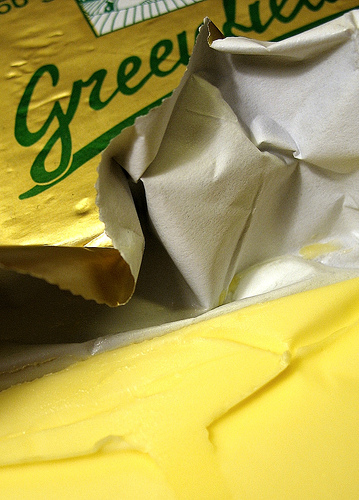 butter is a saturated or unsaturated fat