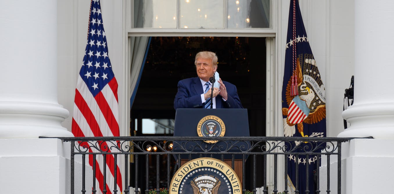 Donald Trump: how COVID-19 killed his hope of re-election – new research