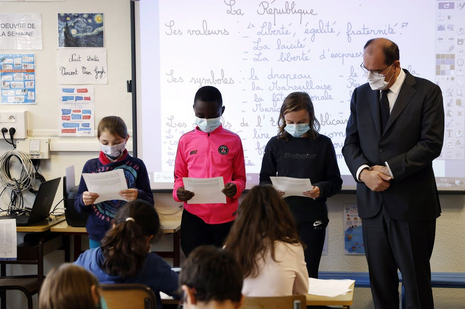 Teaching anti-terrorism: how France and England use schools to counter radicalisation