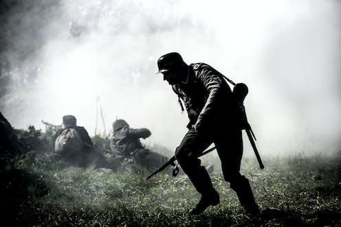 German soldiers World War 2