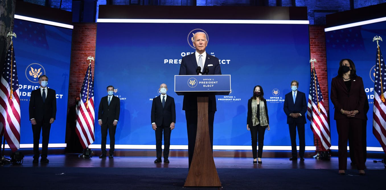 theconversation.com: Why Biden will find it hard to undo Trump's costly 'America first' trade policy