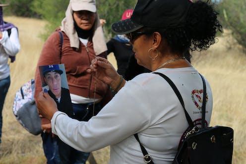 Desaparecidos en México: cuando enterrar 'pedazos' es el único consuelo