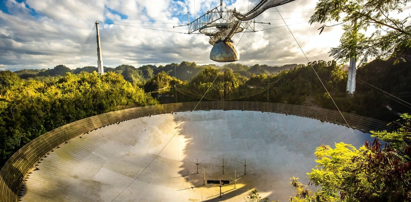 Three scientists on what we learned from the Arecibo radio telescope