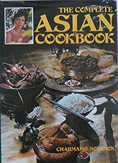 The Complete Asian Cookbook Solomon Charmaine