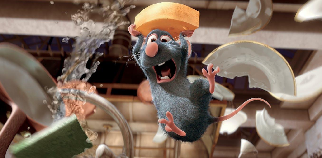 Behind 'Ratatouille: The TikTok Musical'