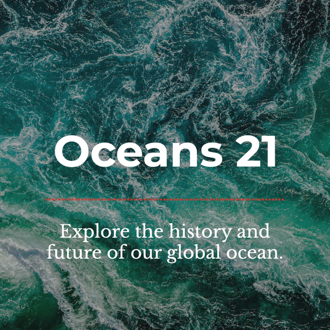 A series on the history and future of the world's oceans