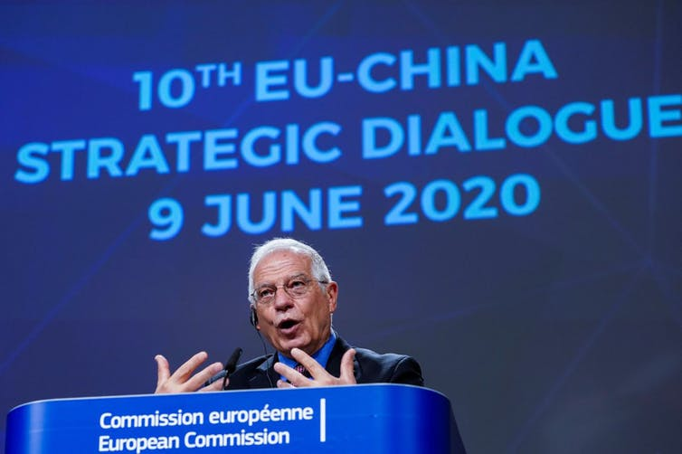European High Representative of the Union for Foreign Affairs, Josep Borrell