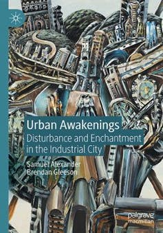 Cover of Urban Awakenings book