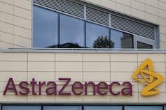External view of AstraZeneca building