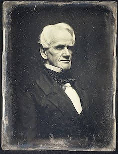 Photograph of Horace Mann
