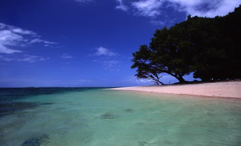 Laura Beach, Majuro, Marshall Islands