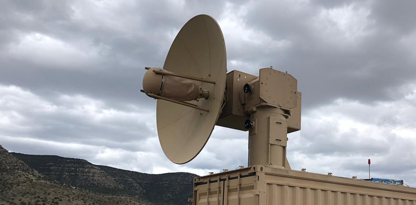 Scientists suggest US embassies were hit with high-power microwaves – here's how the weapons work