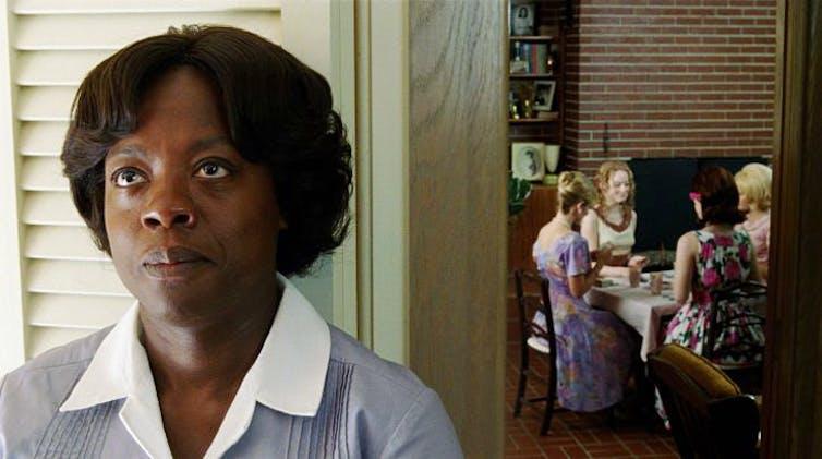'La Couleurs des sentiments' avec ici Viola Davis