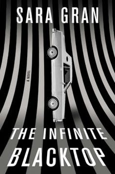 Book cover: Claire deWitt The Infinite Backdrop