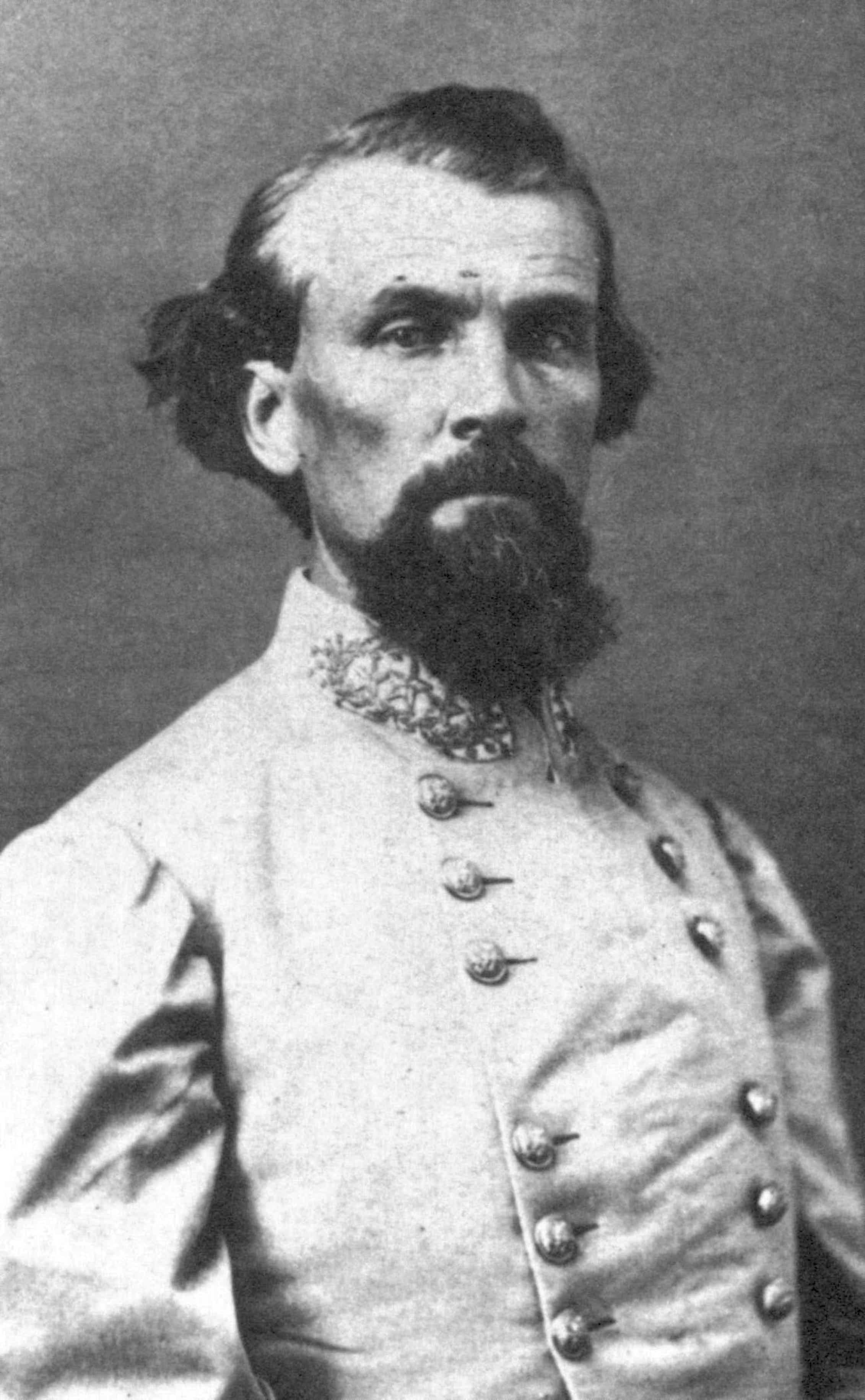 Nathan Bedford Forrest en 1964.Wikimedia Commons