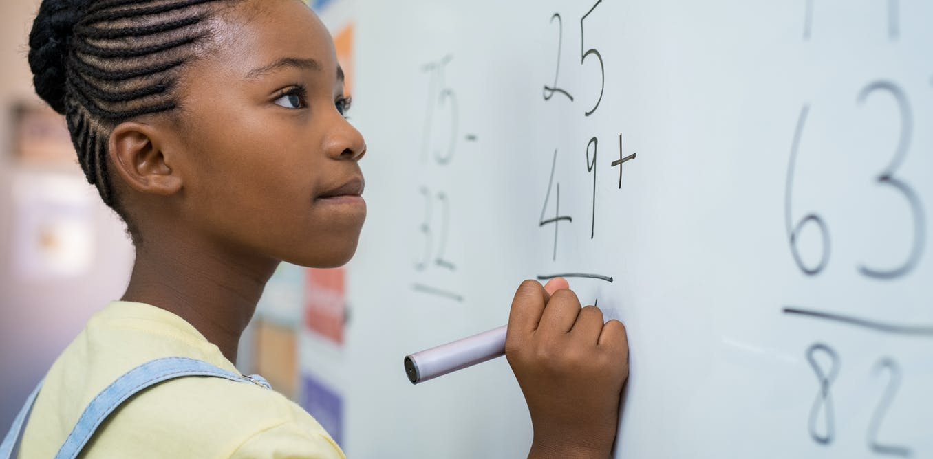 Jump, split or make to the next 10: strategies to teach maths have changed since you were at school