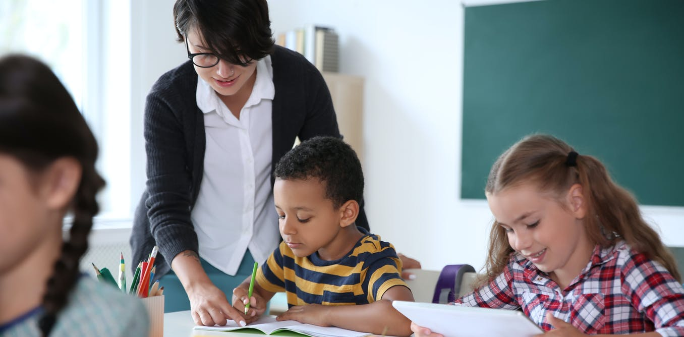 5 evidence-based ways teachers can help struggling students