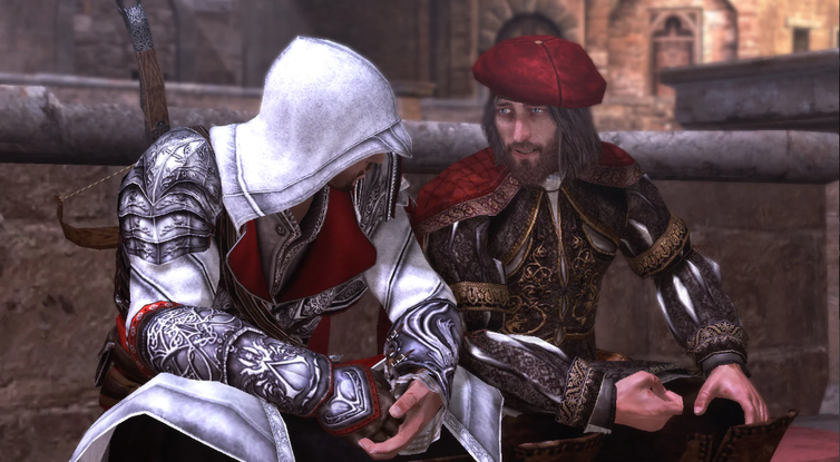 Assassain's Creed Brotherhood