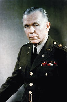 Gen. George Marshall