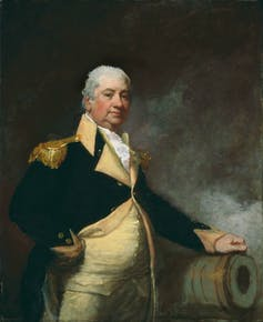 Henry Knox, the first US secretary of war