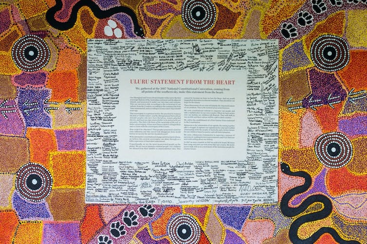 Black Lives Matter has brought a global reckoning with history. This is why the Uluru Statement is so crucial