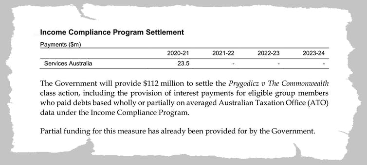 So far so good: MYEFO budget update shows recovery gathering pace