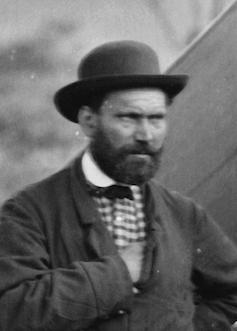 Le détective privé Pinkerton